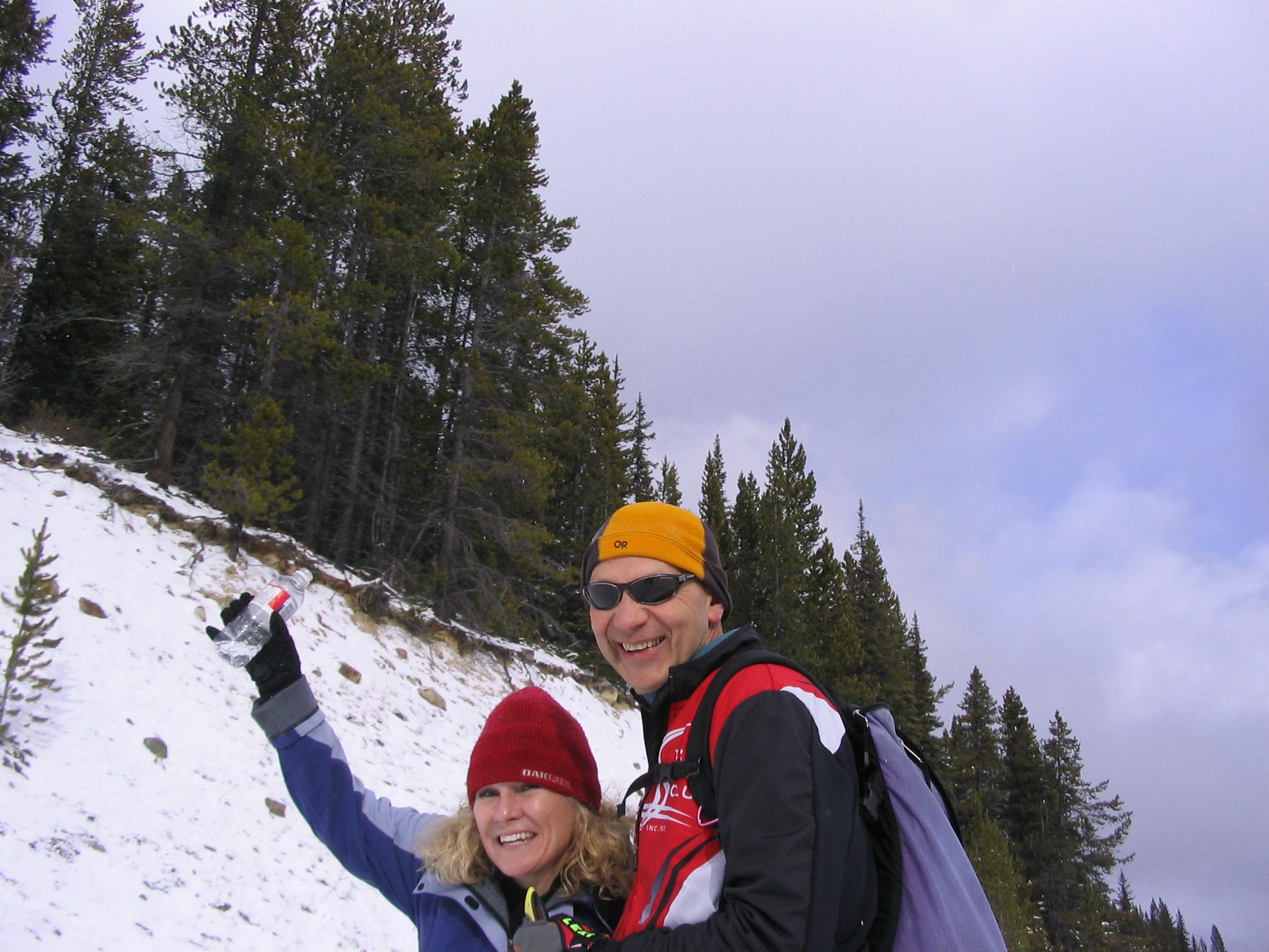 Susan and Bob  Nov 15, 2008
