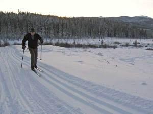 Moose Loop at West Bragg Creek Dec 16, 2008