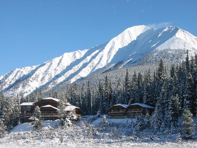 Mt Engadine Lodge